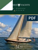 Morris Yachts M Series M29