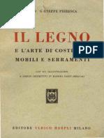 Il Legno e l Arte Di Costruire - Giuseppe Pieresca