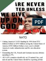 Rebuilding NATO