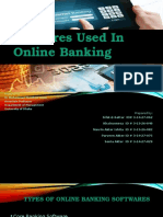 Presentation on Online Banking