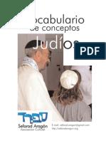 Vocabulario conceptos judios