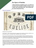 The Opera of Emeline