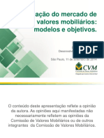 4 Flavia Mouta Cvm Regulacao Do Mercado de Valores Mobiliarios 125118