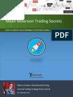 Reversion Trading