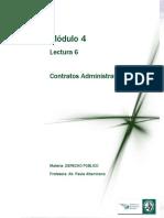 Lectura 6 - Contratos Administrativos (M4)_2