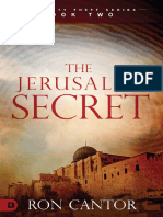 The Jerusalem Secret – PREVIEW