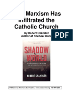 How Marxism Infiltrated The Catholic Church