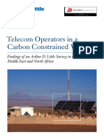ADL Telecom Operators in a Carbon Constrained World