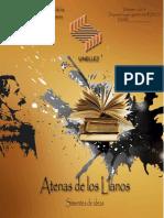 Información General y Normativa de La Revista Atenas de Los Llanos