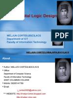 MELJUN CORTES - Logic Design & Switching (Digital Logic Design)