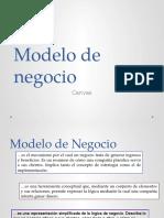 3 Modelo de Negocio