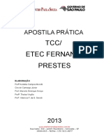 Apostila de Tcc Etec Fernando Prestes Revisada (30!01!2013) (2)