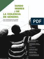 2012 Involucando Hombres en El Fin Violencia Genero_Telleria
