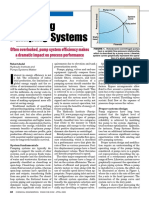 Optimizing Pump Systems - Apr.2009