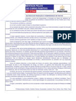 Producao e Compreensao de Textos - UFPR - 2a fase - COMENTARIO GERAL + questoes