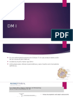 Fisiopatología DM I