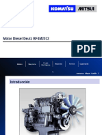 Motor Deutz Del Rodillo BW211D-40
