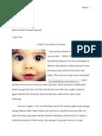 position - proposal essay