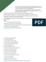 WEBQUEST PARA METODOLOGIA DE LA INVESTIGACION
