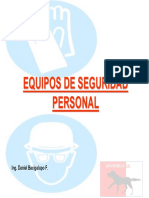 Equipos de Protección Persona LUPO