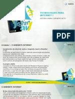 Prepara AV1 Tecnologias Para Internet I