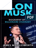 Elon Musk by James Wigglesworth
