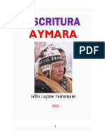 escrituraaymara