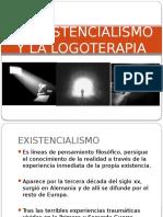 El Existencialismo y La Logoterapia