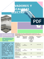 Elevadores y Escaleras Electricas