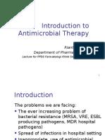 Kul Intro Terapi Antimikroba PPDS FarKlin 2h 2Feb16
