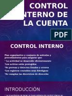 Control Interno de La Cuenta 16 (1) 5