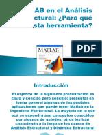 CLASE 1 Aplicado Al Analisis Estructural
