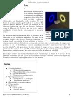 Investigacion:Mecánica cuántica