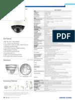 Datasheet Samsung Ipc Snd l6083rp