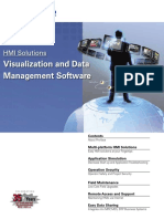 Visualization and Data Management Software