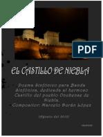 El Castillo de Niebla (Partitura) - Score and Parts
