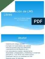 Comparación de Los LMS Libres