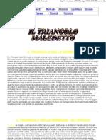 Episodi e Ipotesi Riguardanti Il Misterioso Triangolo Delle B..