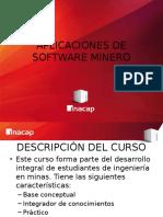 CLASES - Aplicaciones de Software Minero