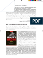 Resensi buku - Humans Wrong Rekor Buruk Dominasi Barat Atas HAM