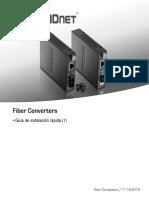 SP Web TFC-110 Series Fiber Converters 102012