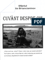 Sfantul Ignatie Briancianinov - Cuvant despre om