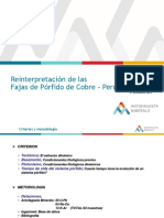 Reinterpretación de Las Fajas de Porfido Peru _ Exp. Hector Posso