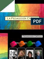 pedagogia critica