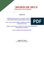 Livro - Os Segredos De Deus Guardado Nos Números.doc
