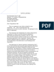 US Department of Justice Civil Rights Division - Letter - tal533