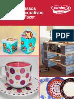 e Book Artigos Decorativos Faceis de Fazer 1