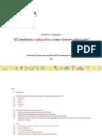 Cuaderno Pedagógico AE2015F.con Franja