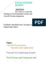Env.sys.Pressurisation System1