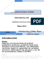 Introduccion a Stata